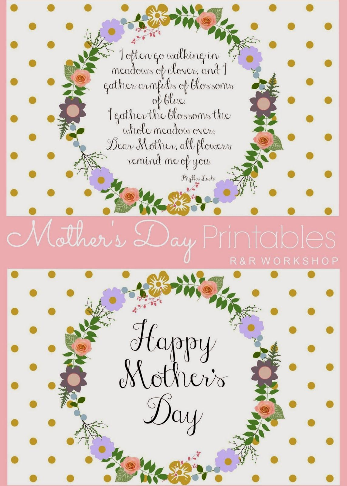 Mothers day coloring sheets for sunday school - I Often Go Walking Print And Mother S Day Printables