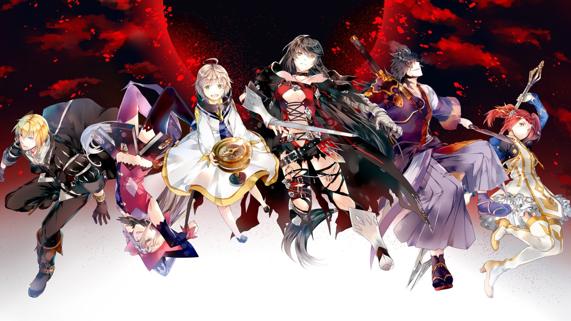 1920x1080 Tales Of Berseria Wallpaper Background Image View