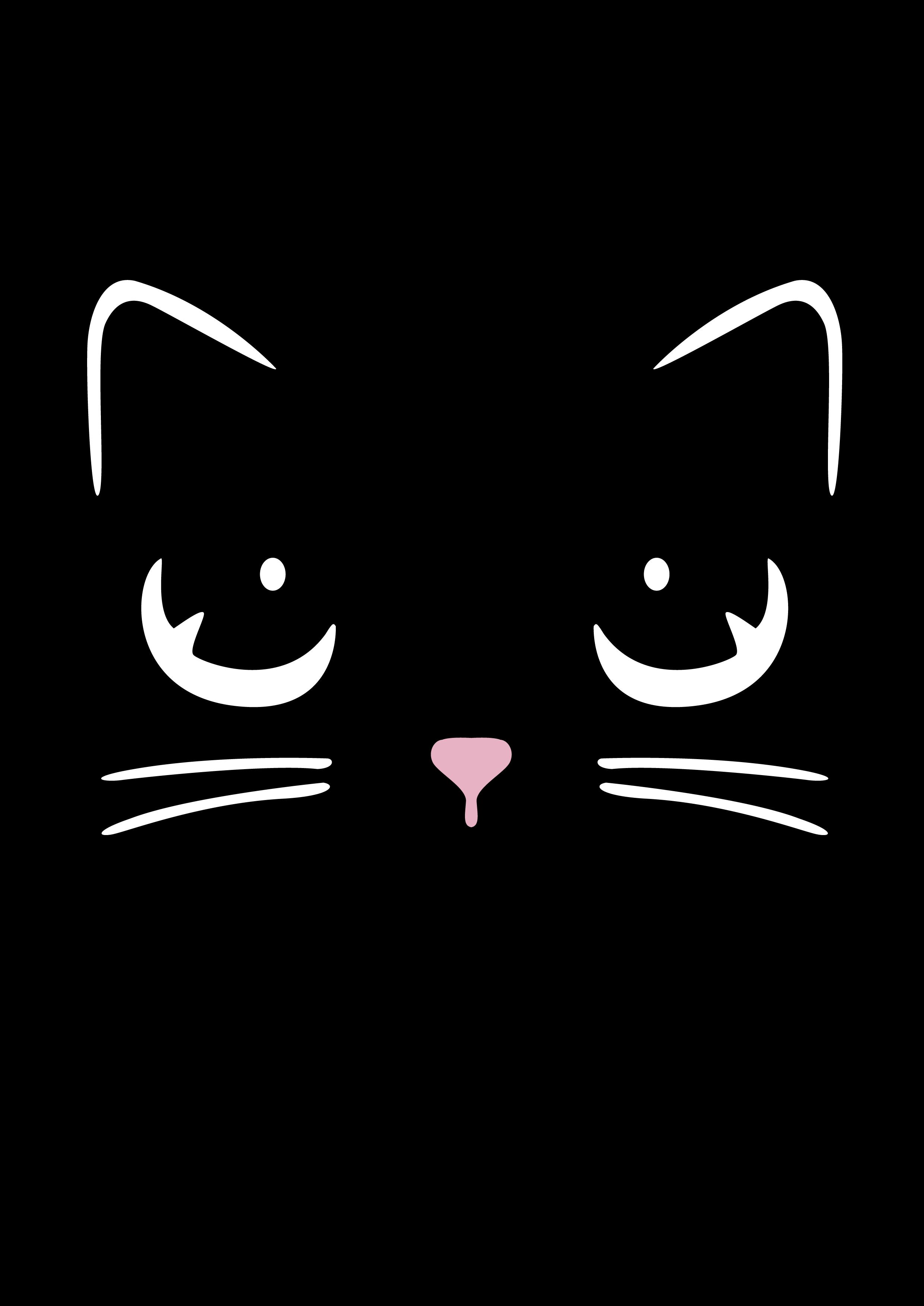 Gatinho Preto Fofo Wallpaper Black Cat Papel De Parede Gatos