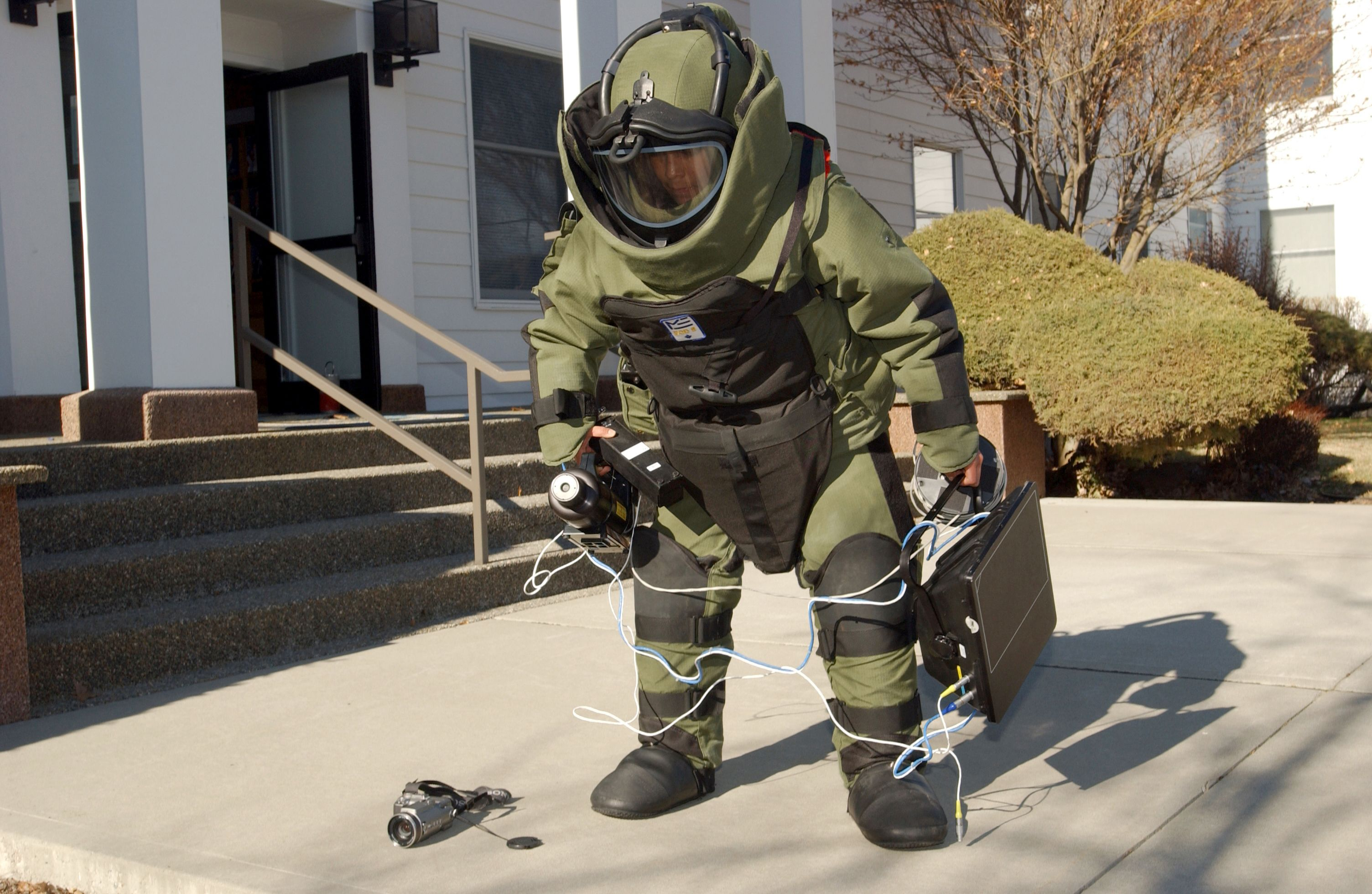 Global Explosive Ordnance Disposal Eod Equipment Market Is Estimated To Reach 8 8 Billion By 2024 Growing At A Ca Opportunity Analysis Marketing Disposable
