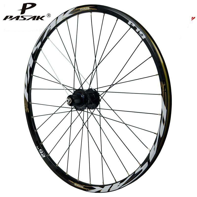 Mtb 26 29 27 5er 32holes Disc Brake Mountain Bike Rear Wheels Six
