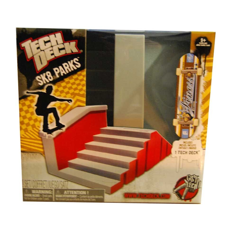 Tech Deck SK8 Parks Ramp and Stairs Set £12.99 Tech
