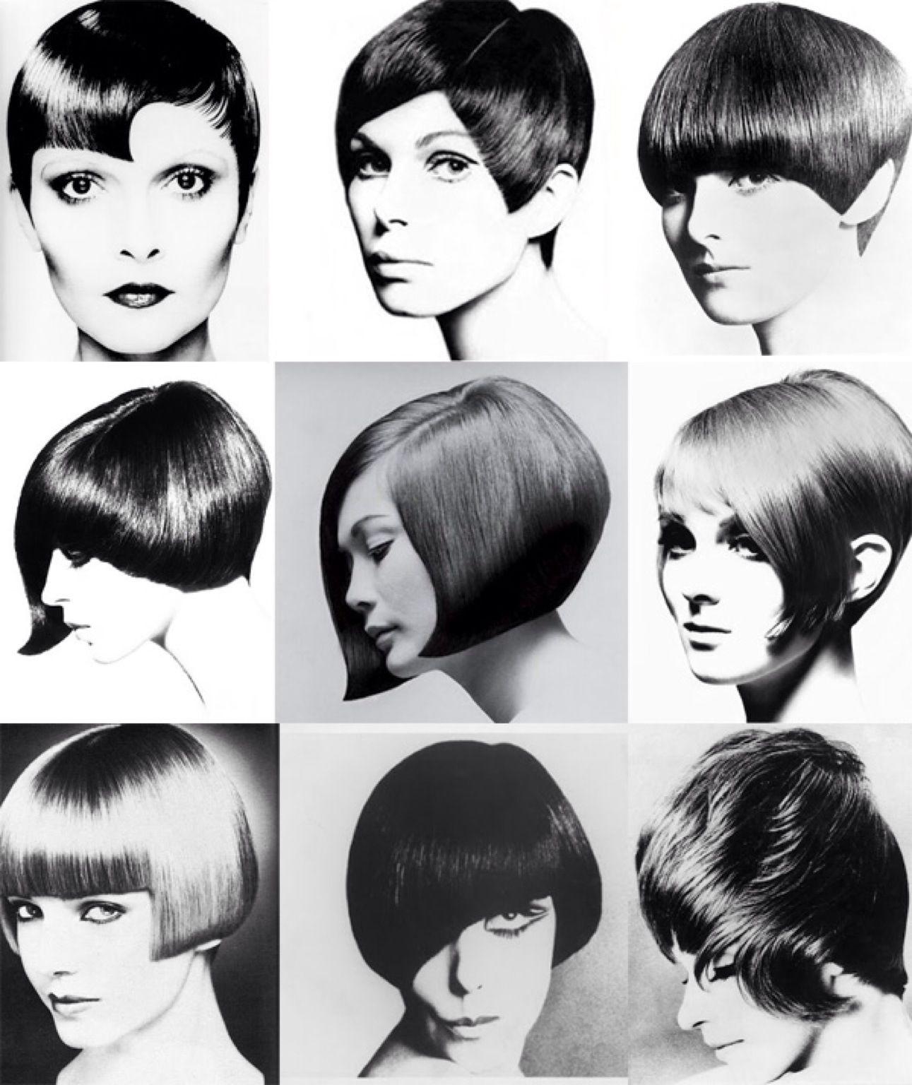 Vidal Sassoon Haircut 60s Westernfashion Albpinczo