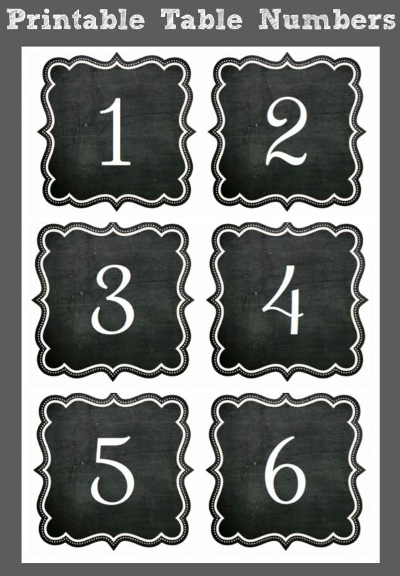 printable chalkboard table numbers chalkboard table numbers chalkboard table and table numbers. Black Bedroom Furniture Sets. Home Design Ideas