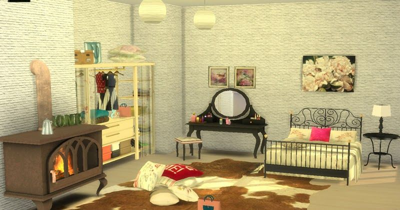 Bedroom by Kardofe   Mobili, Sims