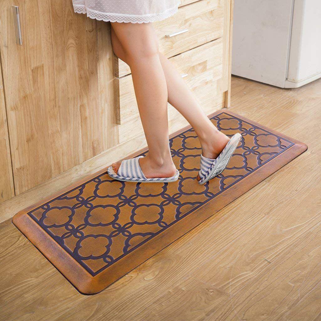 Urvigor kitchen anti fatigue mats comfort mats kitchen floor mats