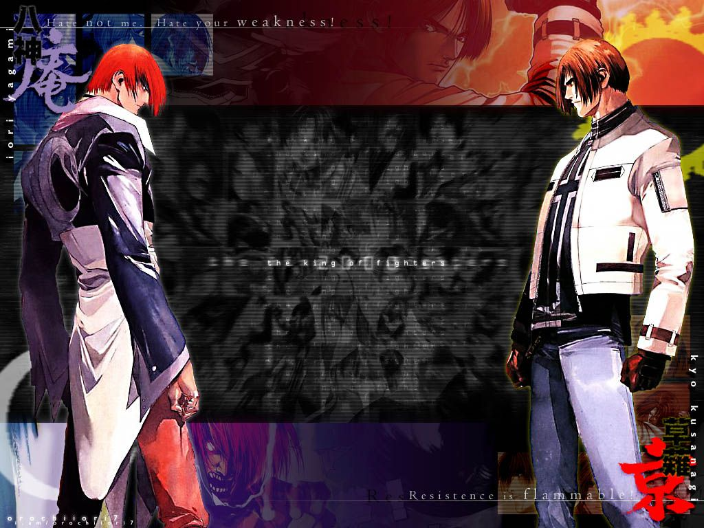 Wallpapers De The King Of Fighters Martial Art King Of