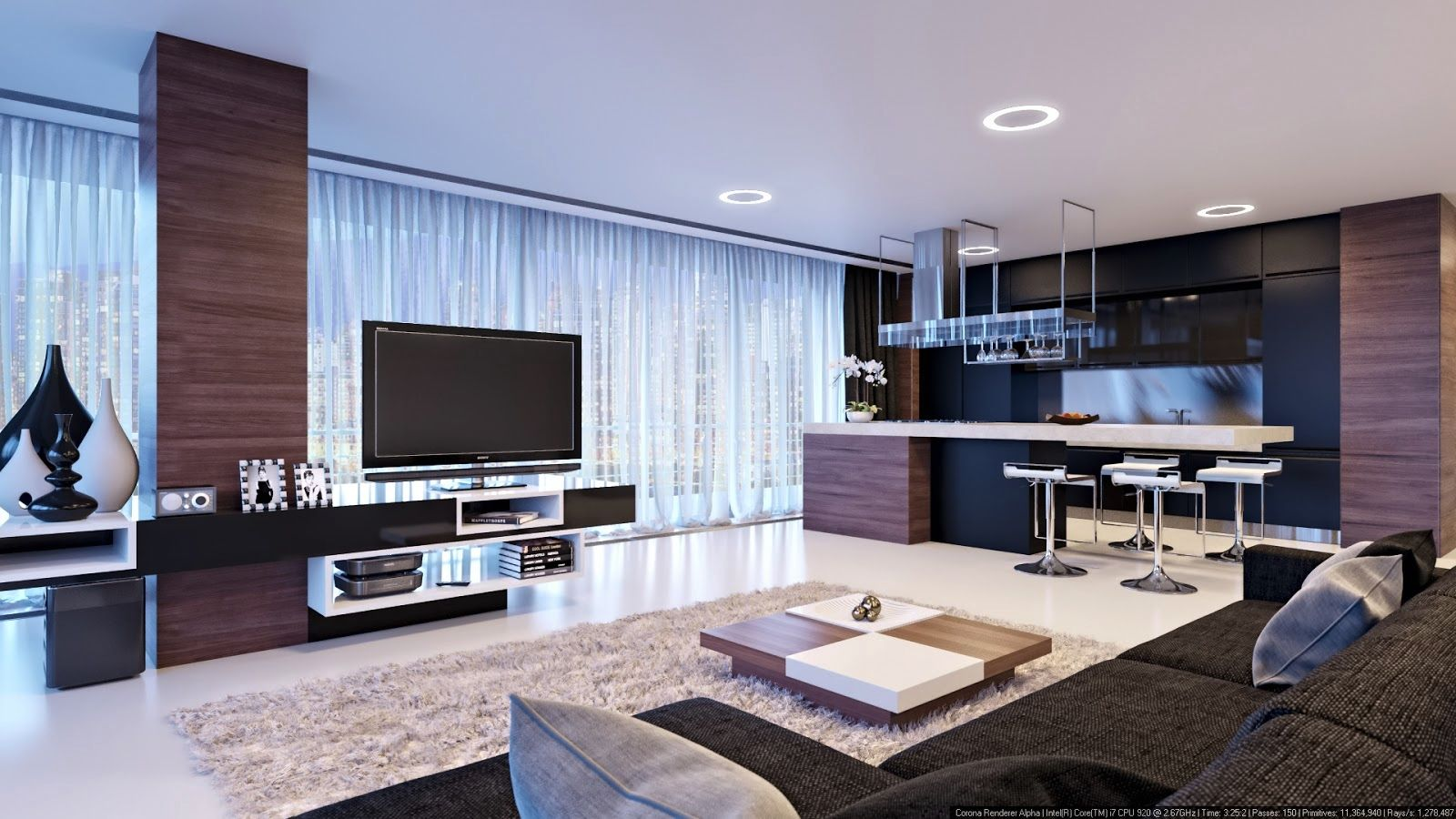 Homey Feeling Room Designs