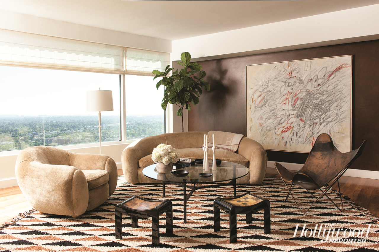 Living Room By Waldo Fernandez THS Designer Showhouse Ours