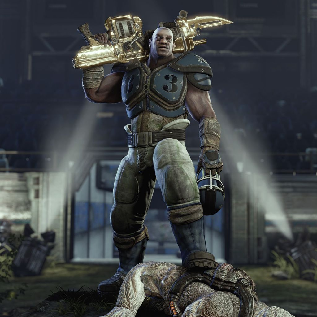 Cole Train Gears Of War 3 Gears Of War Gears Of War 3 Gears