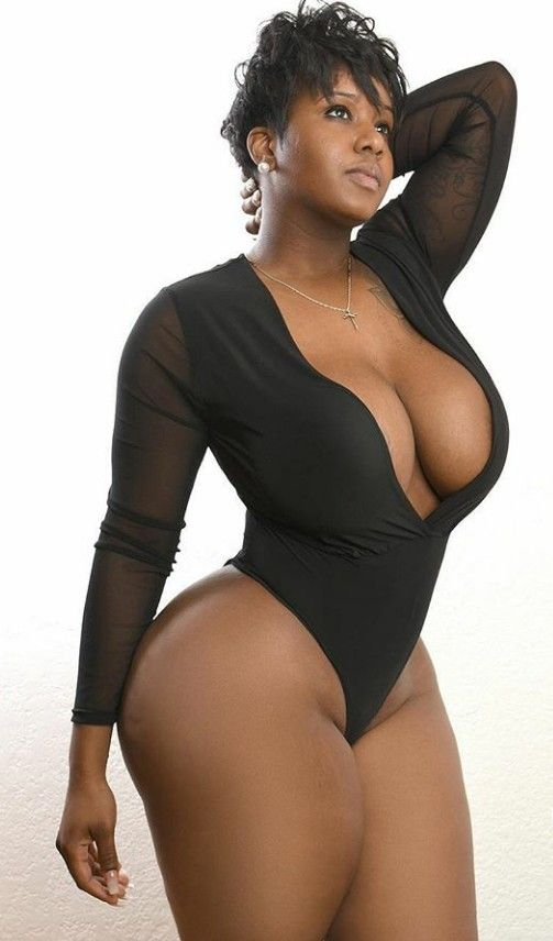 sexy ebony body