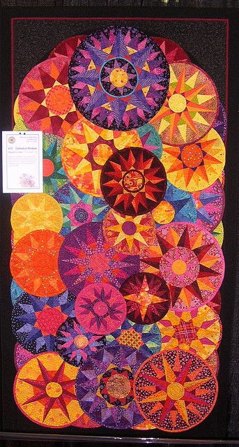 Quilt made by Margaret Coombs, Pismo Beach, CA