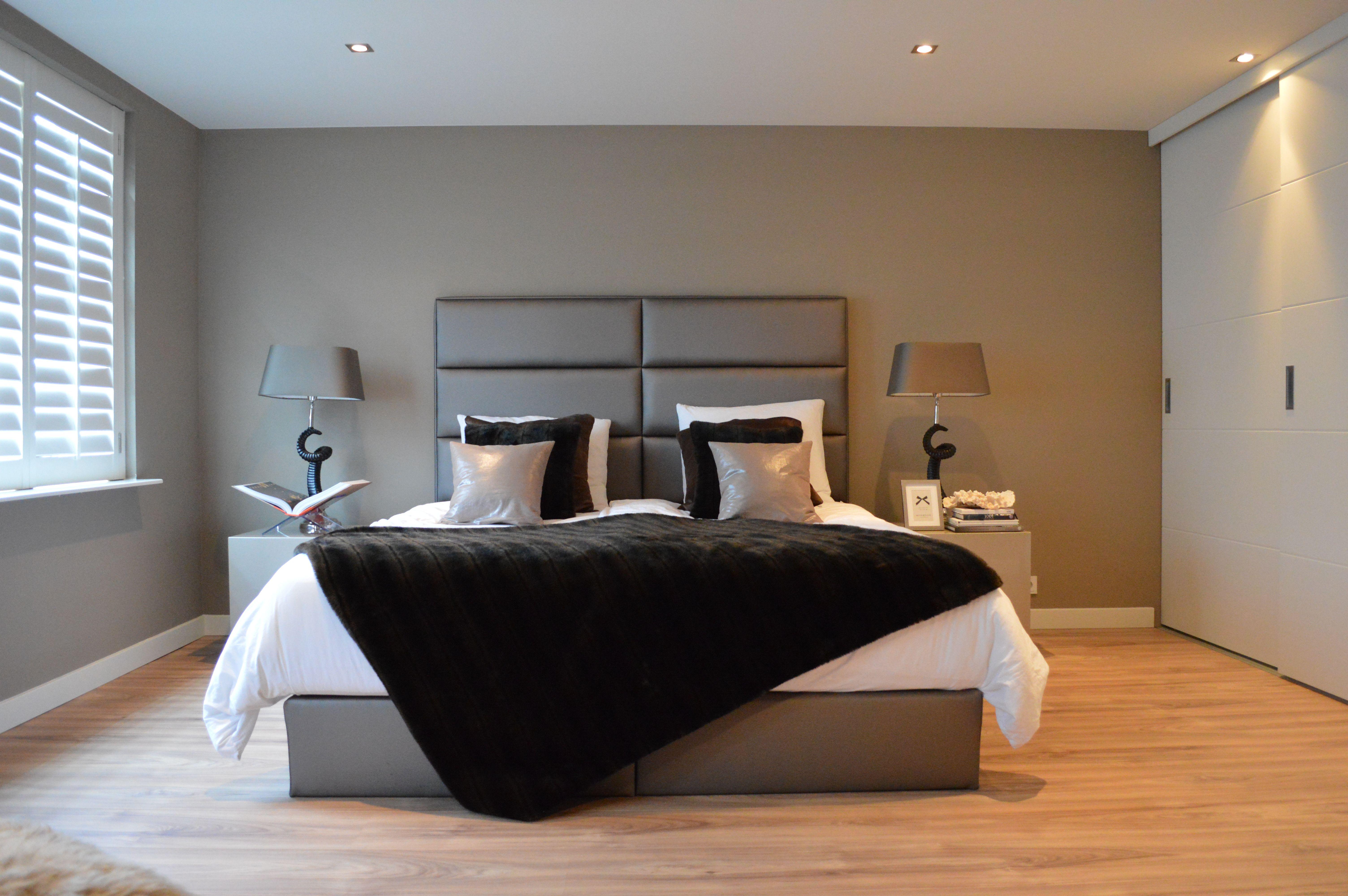 Slaapkamer Inspiratie Landelijk : Luxe hoofdborden aan bed op maat slaapkamer inspiratie