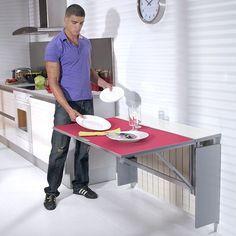 cocinas Mesa de cocina modelo radiador abierta   Mesas   Pinterest ...