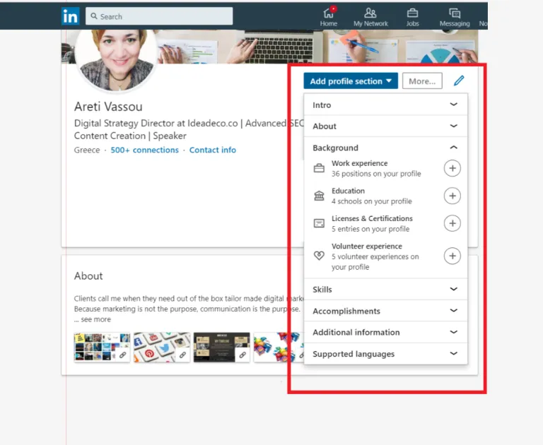 Use LinkedIn to Promote your Blog in 2020 Linkedin help