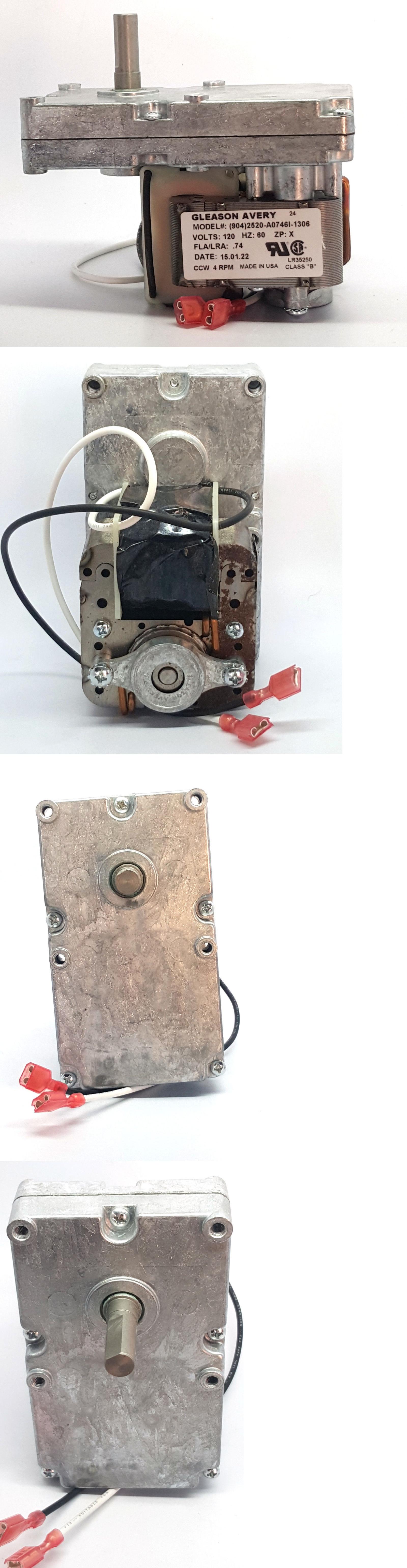 replacement parts 159895 harman pellet stove auger motor advance