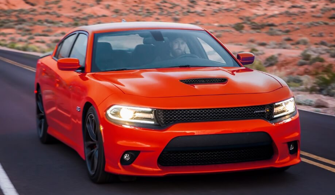 2020 Dodge Charger SRT8 Concept, Engine And, Changes