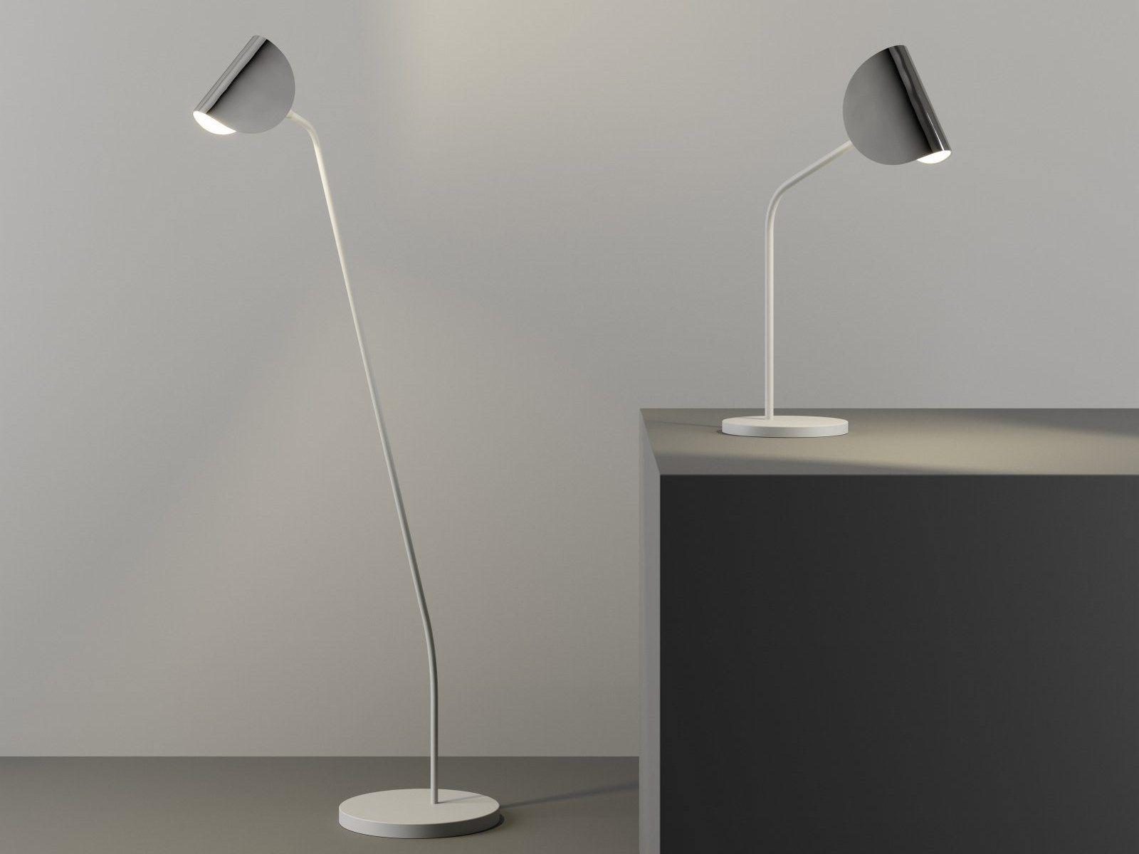 IO+ | Lampada da terra Collezione Io+ By FontanaArte design ...