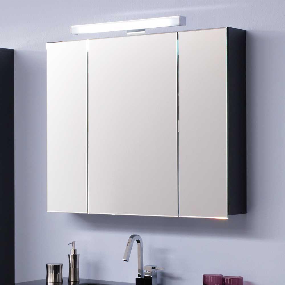 badezimmer spiegelschrank mit beleuchtung 80 cm breit jetzt, Badezimmer ideen