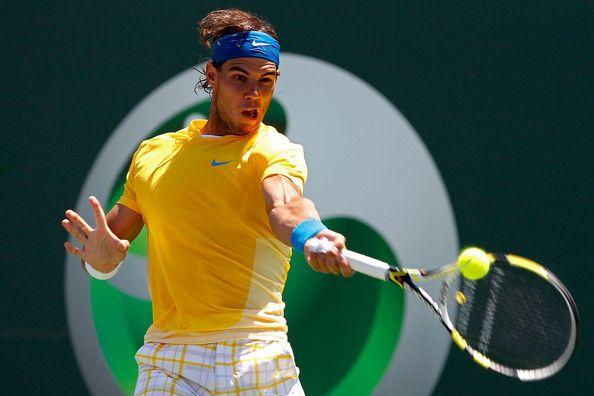 Rafael Nadal Headband Rafael Nadal Blue Headband Tennis