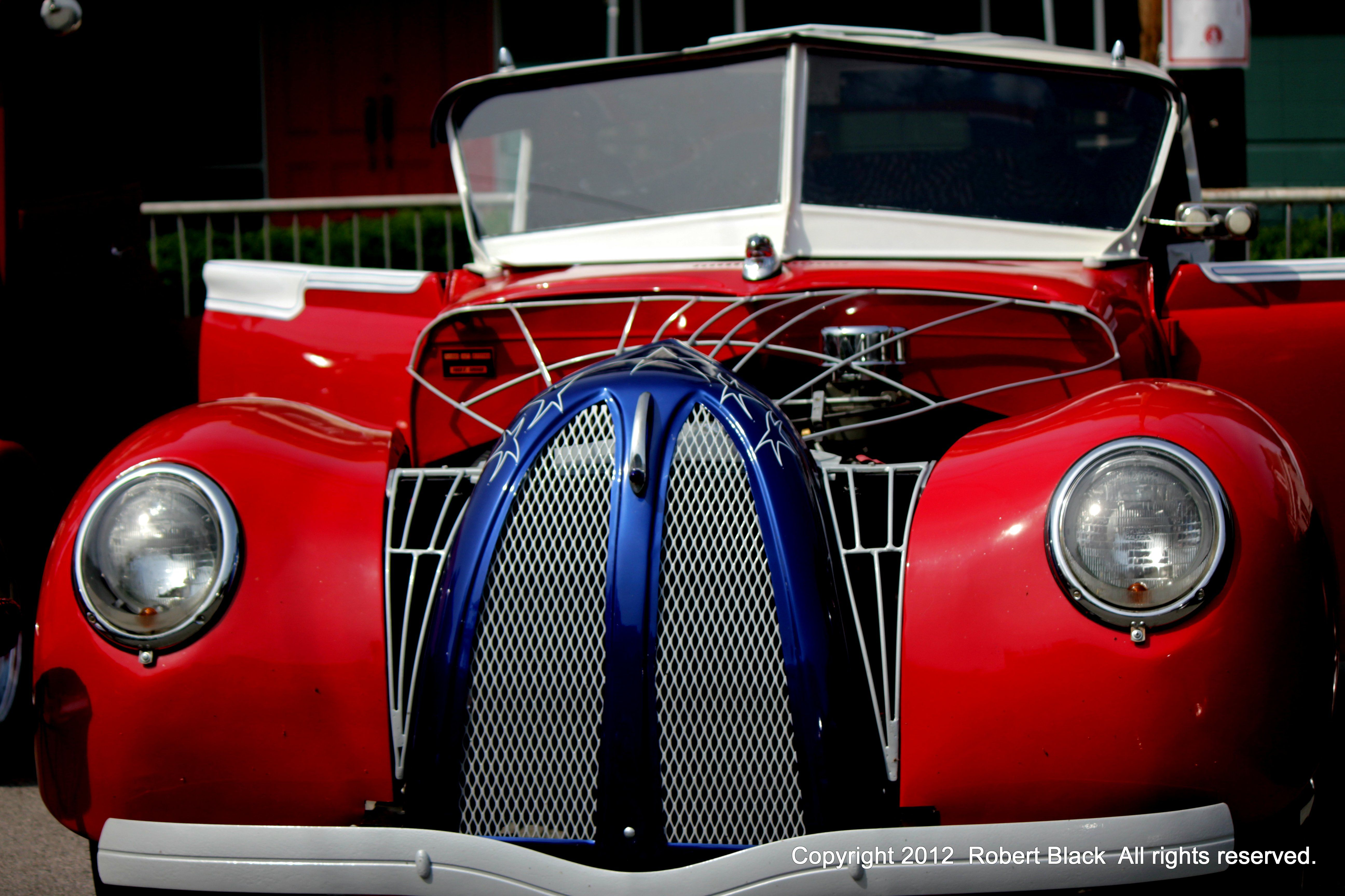 Classic car at the Beaterville car show in Louisville, KY | Robert\'s ...