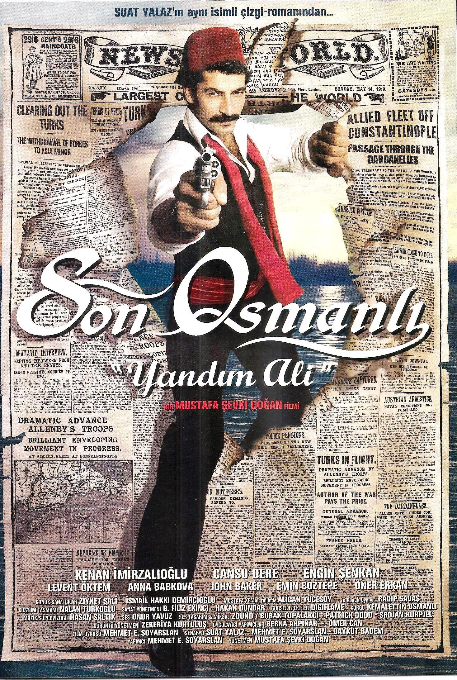 Son Osmanli Yandim Ali