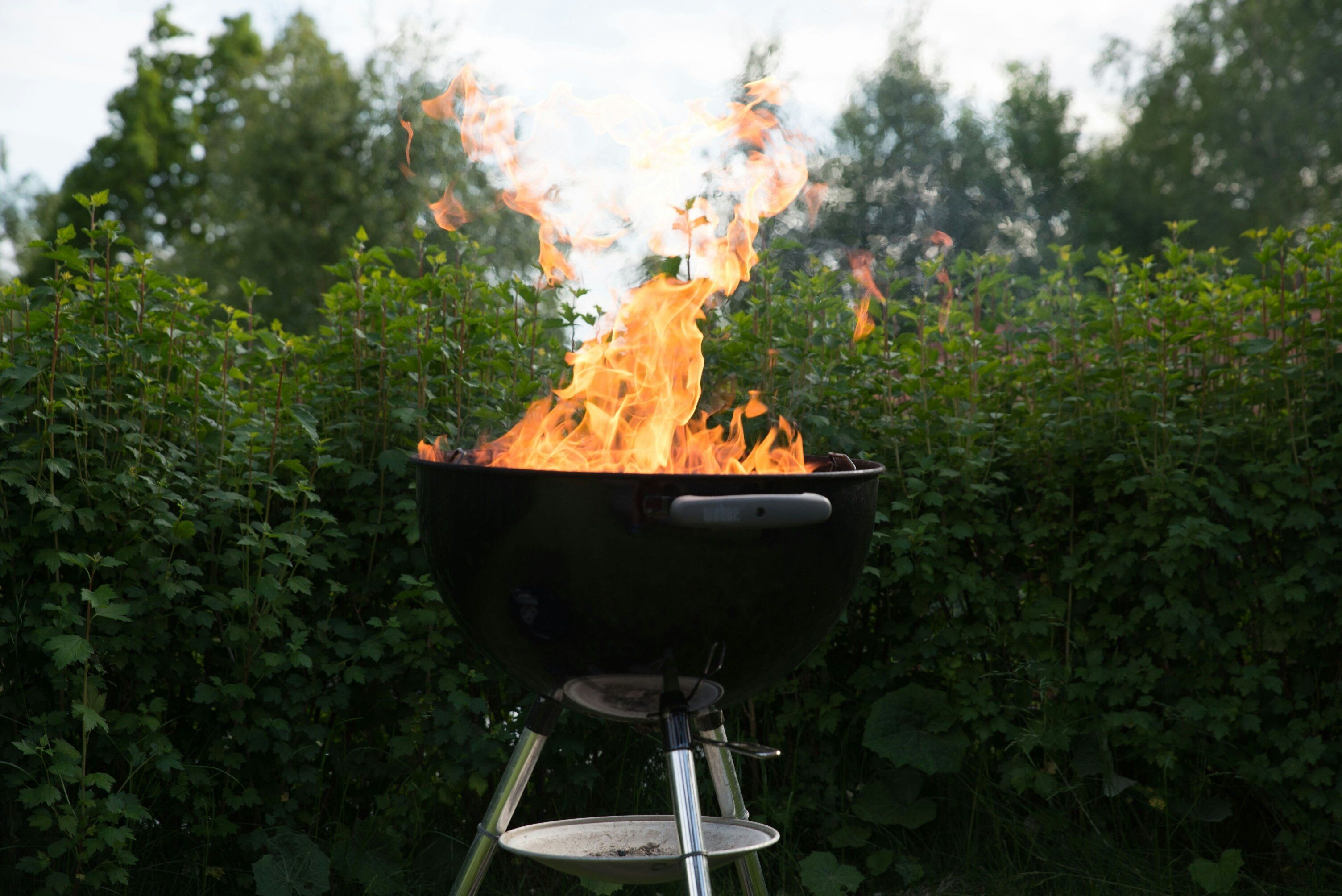 how to clean a blackstone grill after cooking