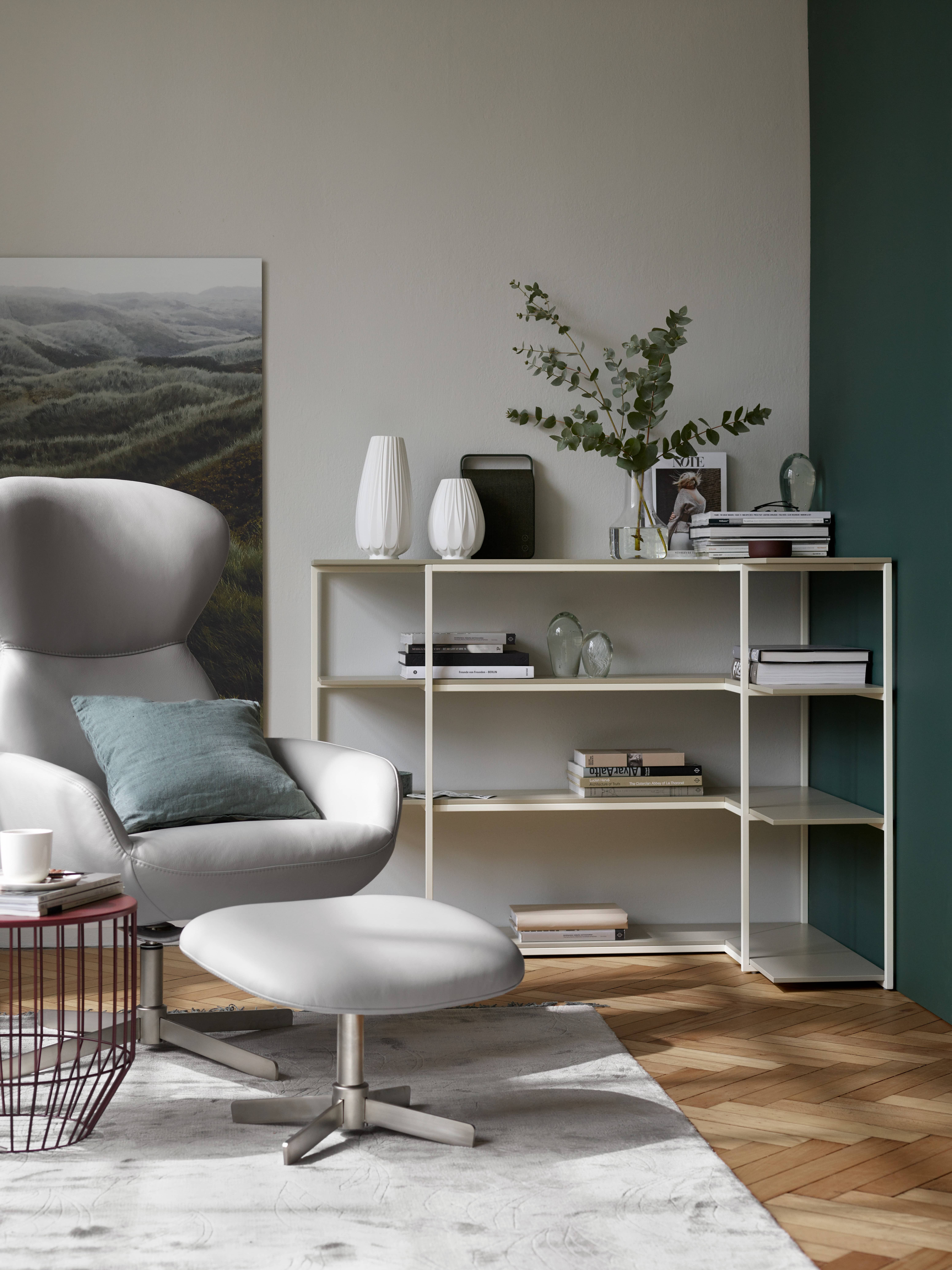 boconcept athena sessel mit bordeaux konsole boconcept. Black Bedroom Furniture Sets. Home Design Ideas