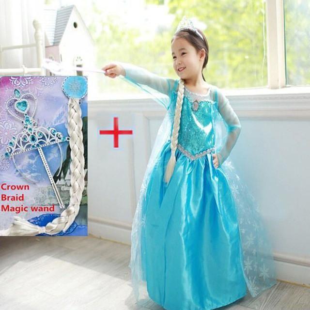 Full Elsa Costume