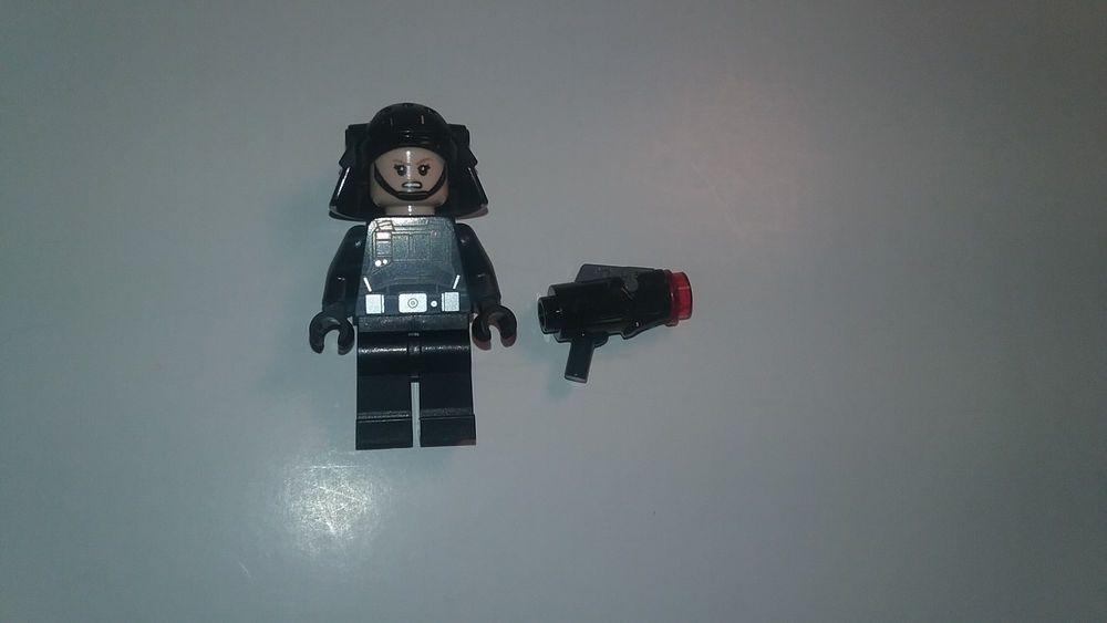 Lego Star Wars 4 Stk Fahne Flagge 2  x 2  alt dunkel grau 2335  dark gray NEU