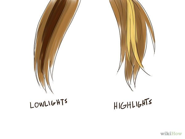How To Apply Highlight And Lowlight Foils To Hair Diy Highlights Hair How To Lighten Hair Dyi Hair Color