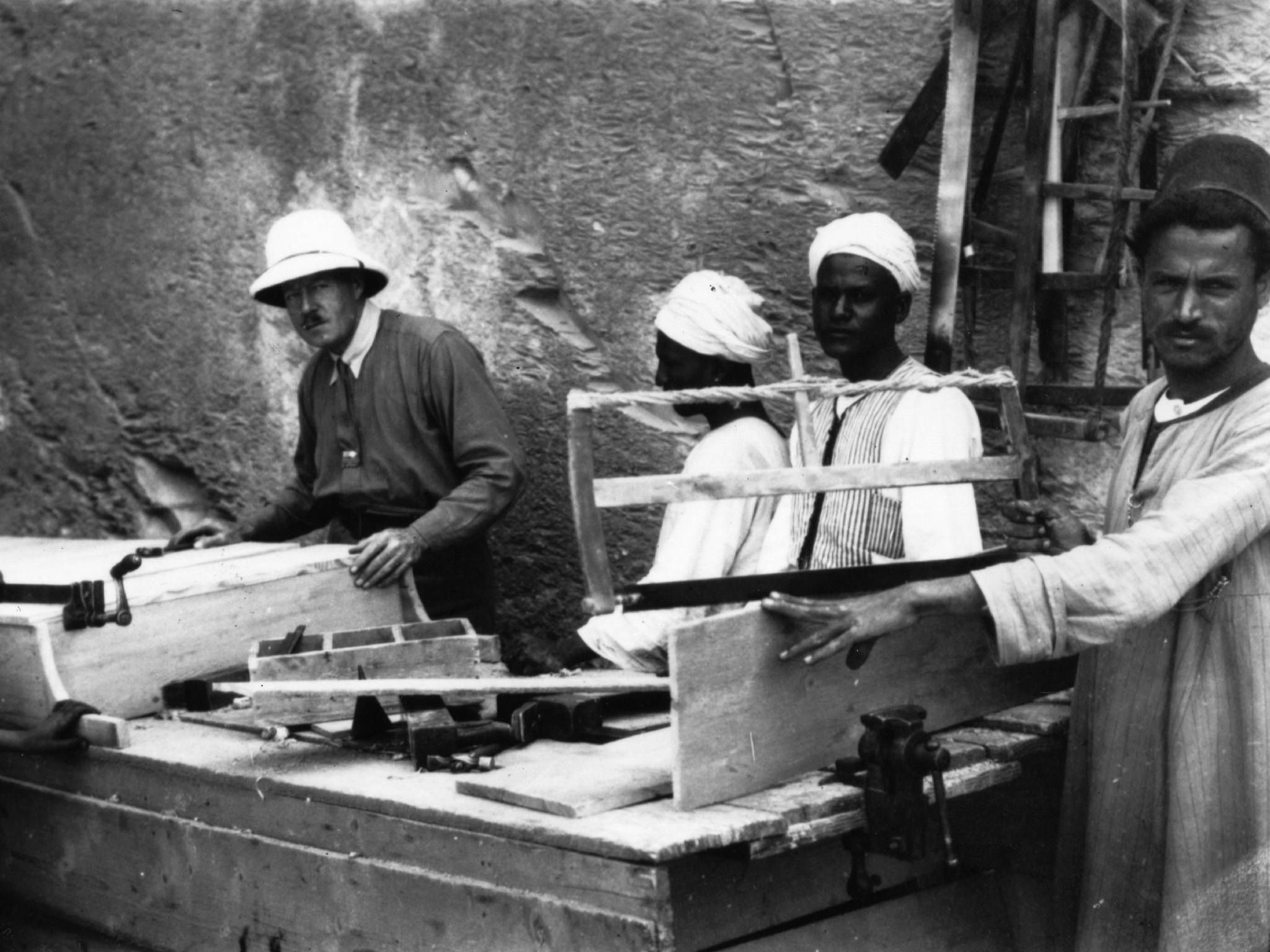 The Curse Of King Tuts Tomb Torrent: Howard Carter Discovered The Tomb Of King Tutankhamun