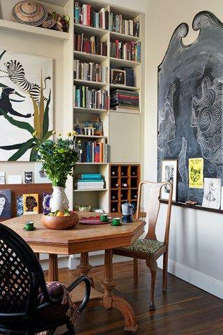 Beata Heuman S London Flat Is A Trove Of Ideas Interior Design