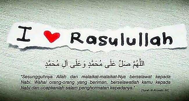 Contoh Pidato Singkat Maulid Nabi Muhammad SAW