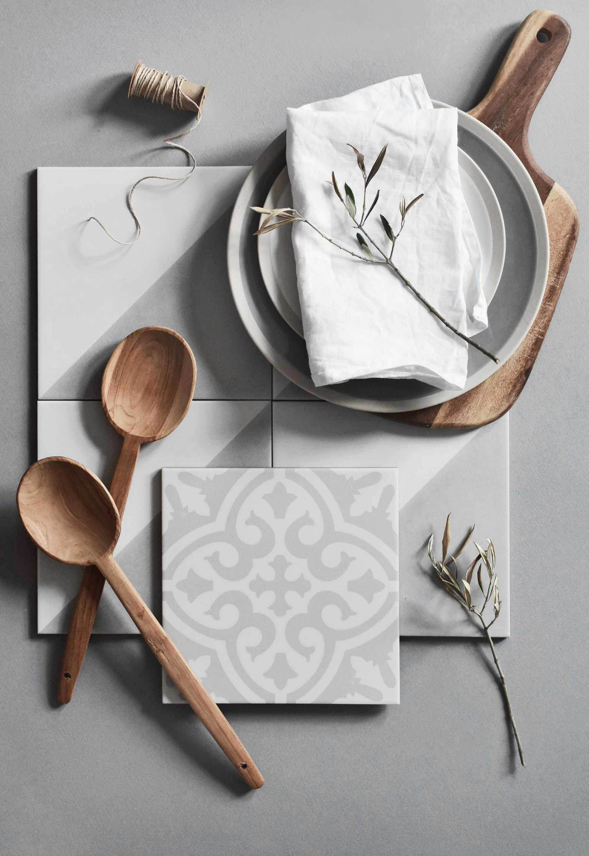 Mood board inspiration: styling tiles five ways #moodboards