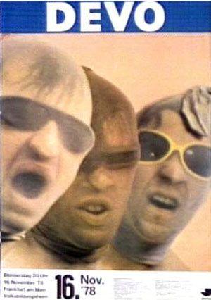 Gigposters Com Devo Are We Not Men Cool Album Covers Album Cover Art