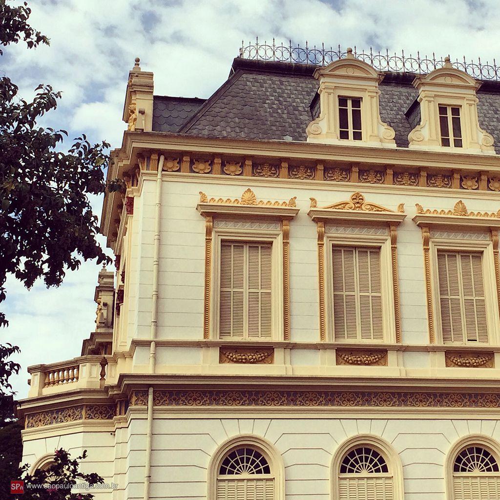 Palacio dos Campos Eliseos - Sao Paulo, Brazil