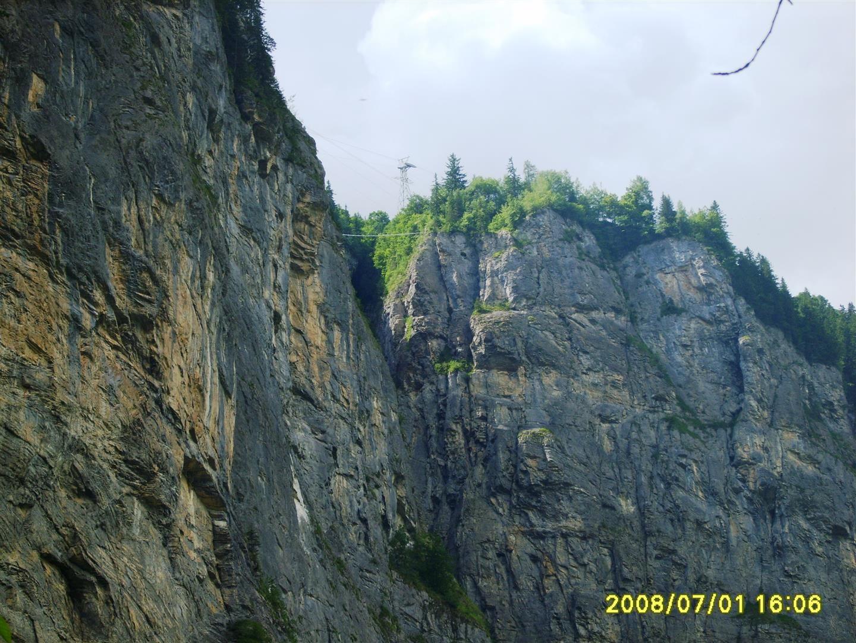 Klettersteig Mürren : Klettersteig mürren gimmelwald reiseziele