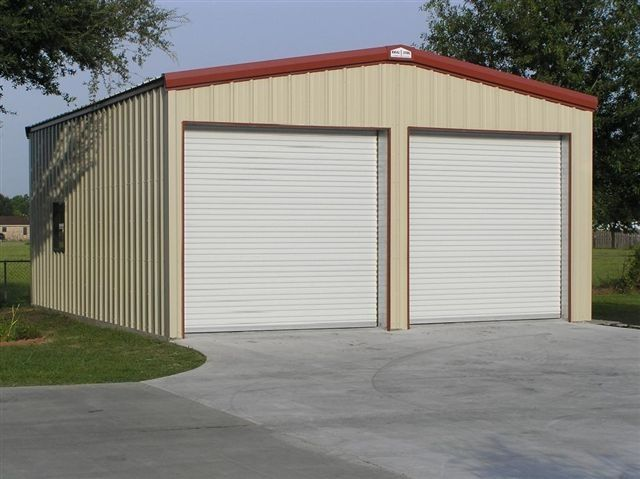 Daytona Steel Metal Buildings Metal Garages Steel Buildings For Sale Pre Engineered Metal Buildings