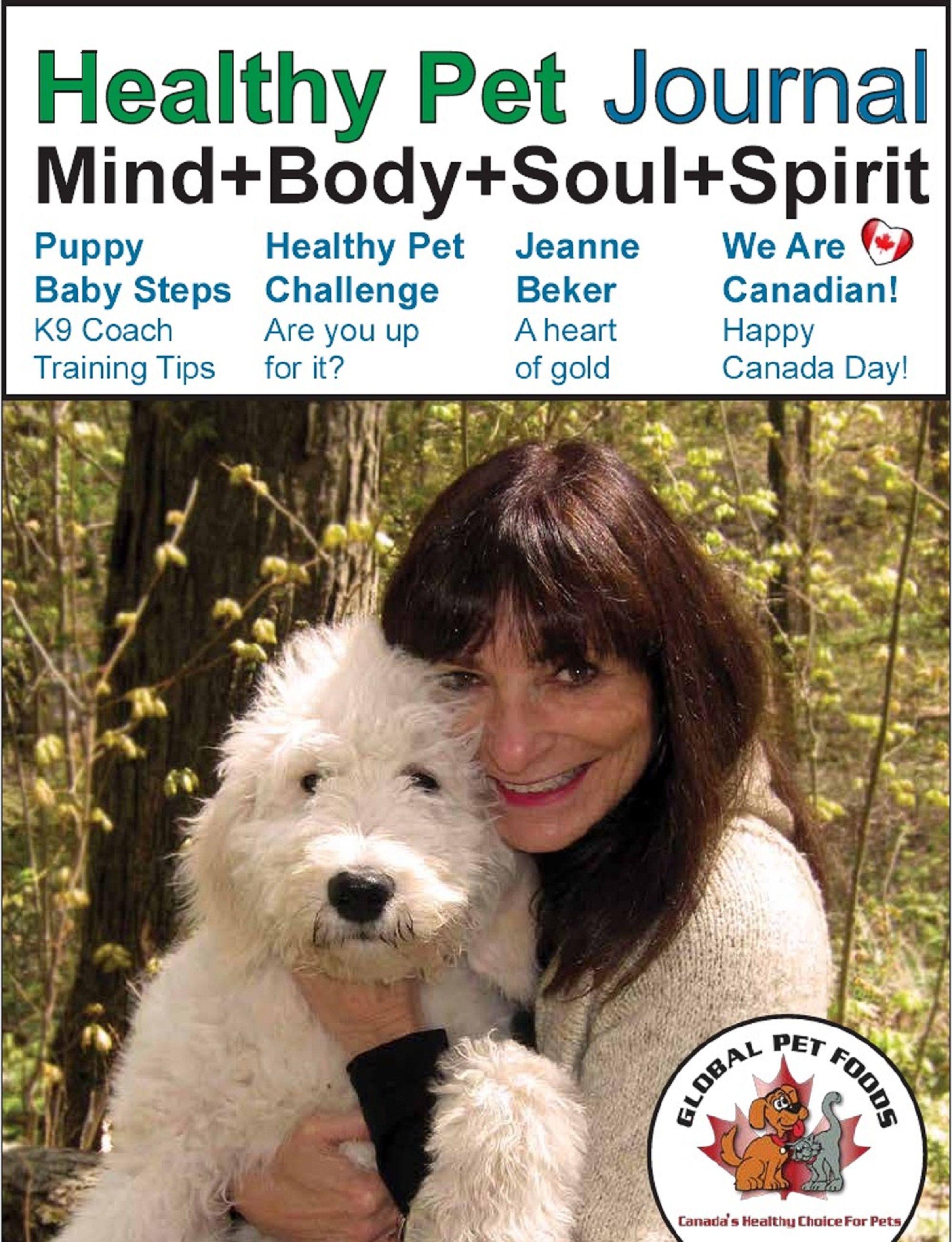 Global Pet Foods Healthy Pet Journal Summer 2013 Healthy Pets