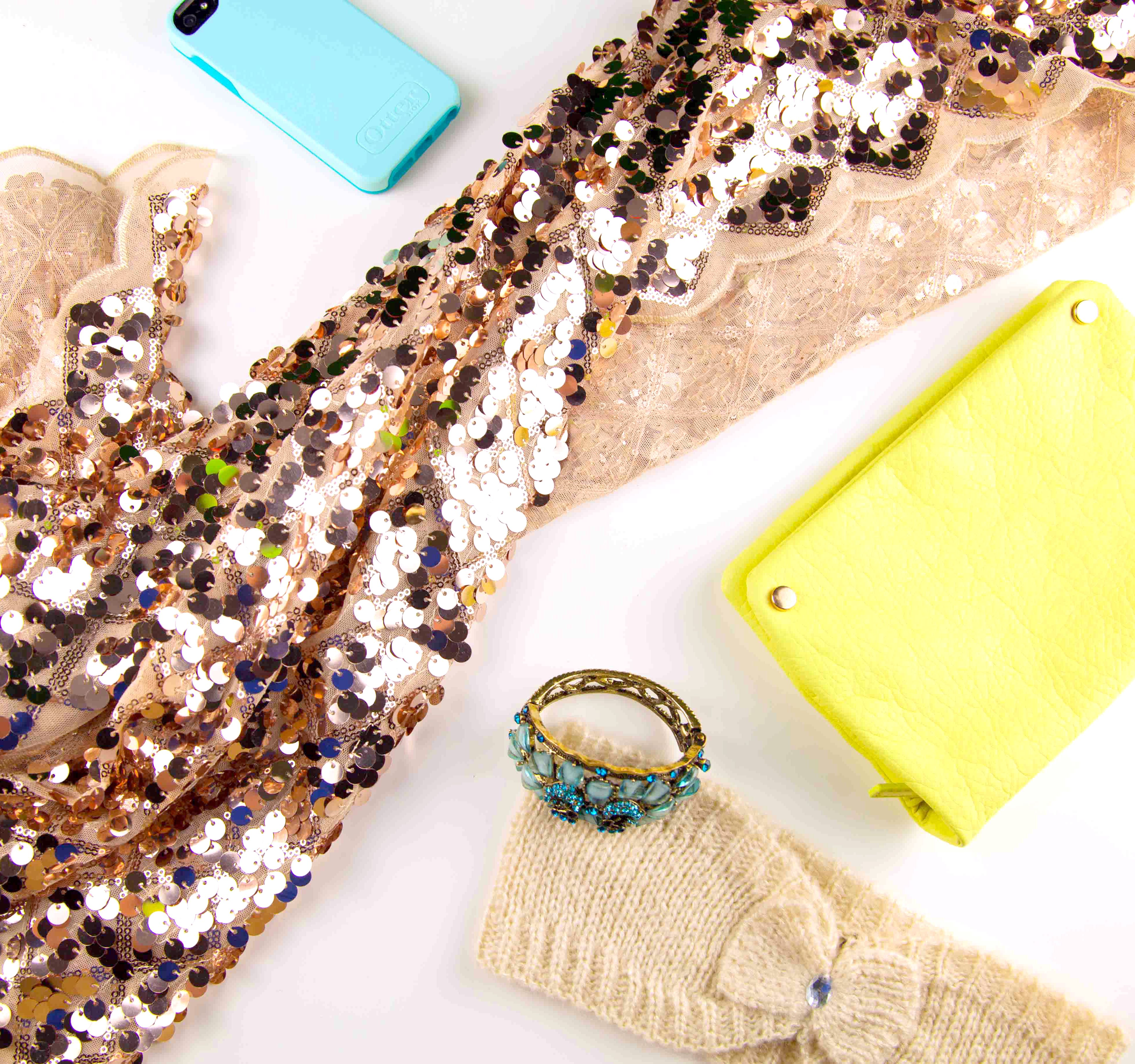A little sparkle goes a long way. #MyStyle #OtterBoxSymmetry