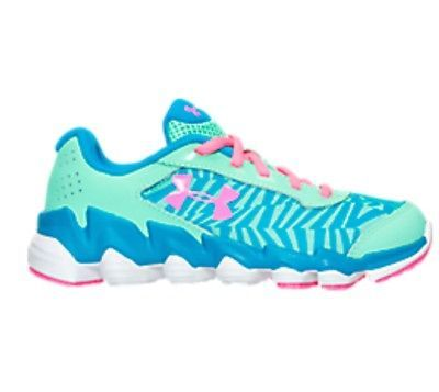 buy online aad57 18740 GIRLS UNDER ARMOUR SPINE DISRUPT RUNNING SHOES YOUTH SIZE 1 ...