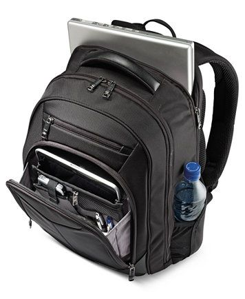 888974163 Samsonite Ballistic Check-Point Friendly Laptop Backpack | macys.com