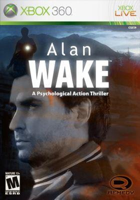 Alan Wake Wake Games Thriller