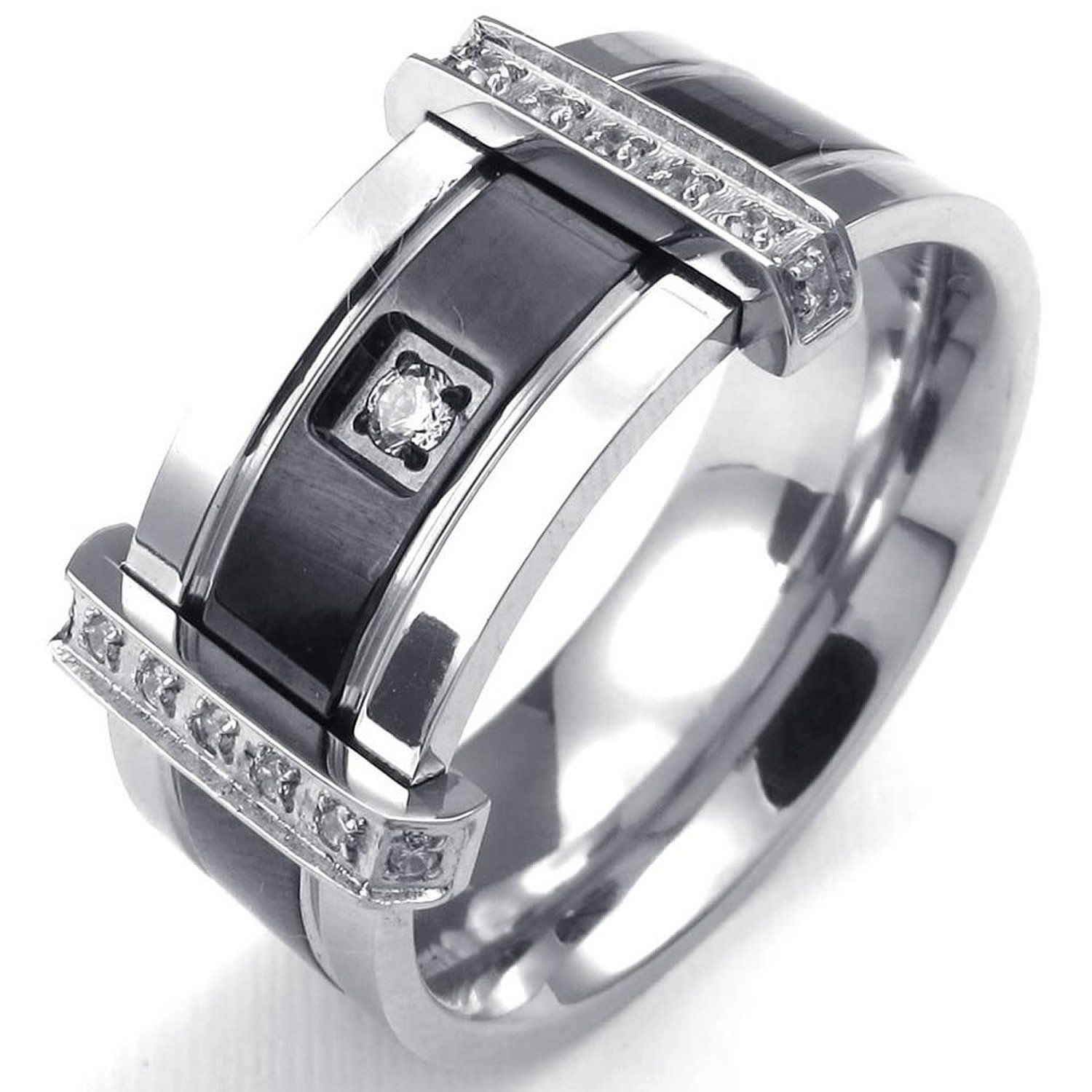 designer milgrain finish couple edges plain center a in rings ring half pt band is by jl platinum the eternity on with groove jewelove products bands mens