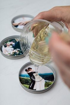 You HAVE To See These Adorable DIY Photo Resin Coa