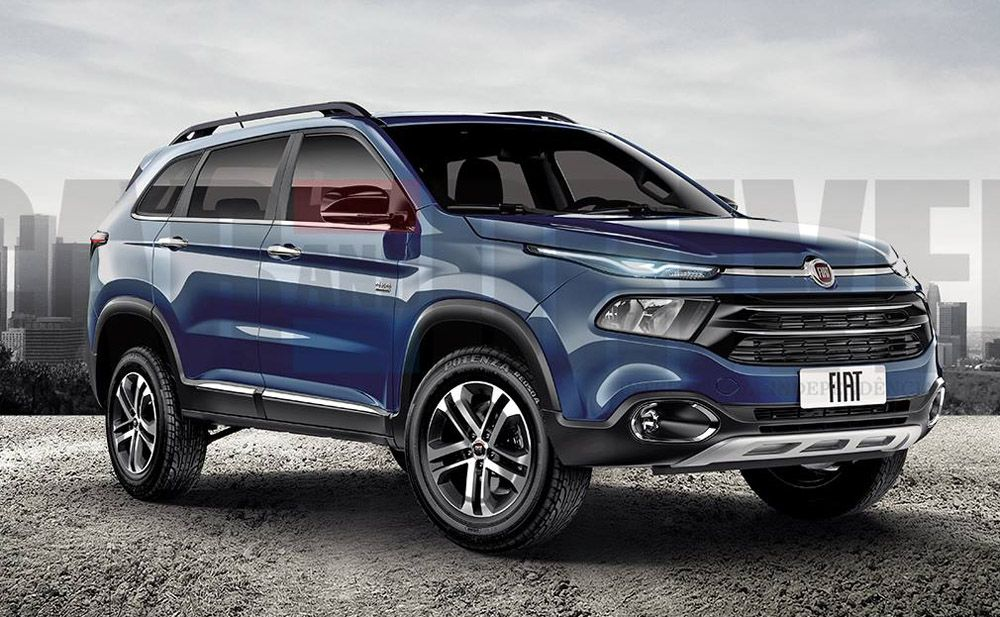 New Details Emerge On The Fiat Toro Based Suv Fiat New Fiat