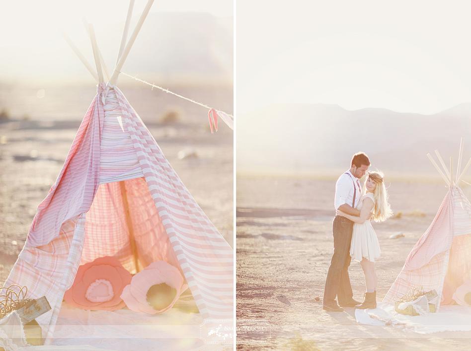 Inspiration mariage bohème –