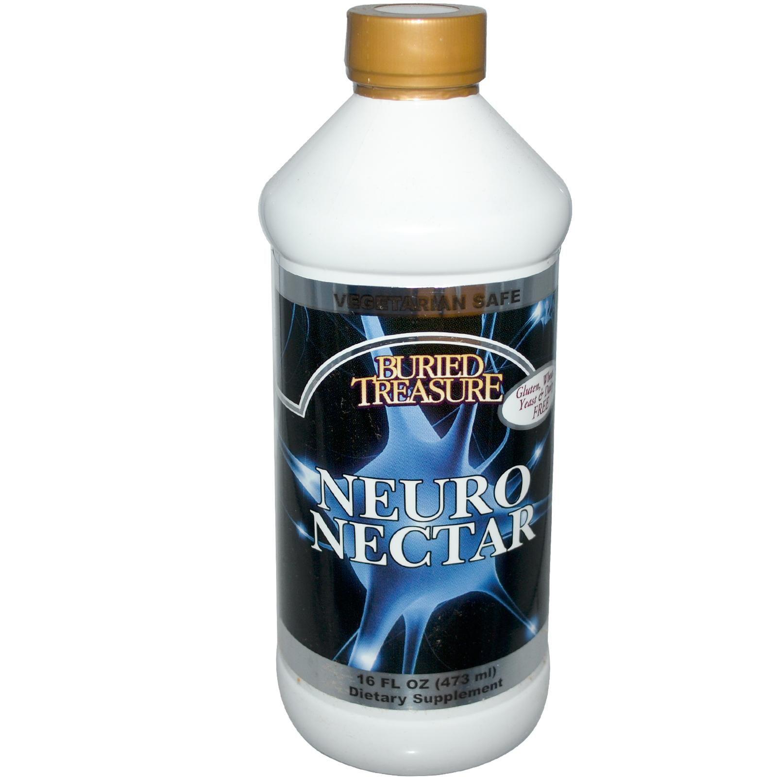 Buried treasure neuro nectar review update 2019