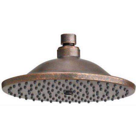 American Standard 1660680 224 8 Inch Rain Showerhead Bronze